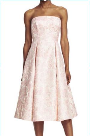 adrianna-papell-jacquard-midi-dress